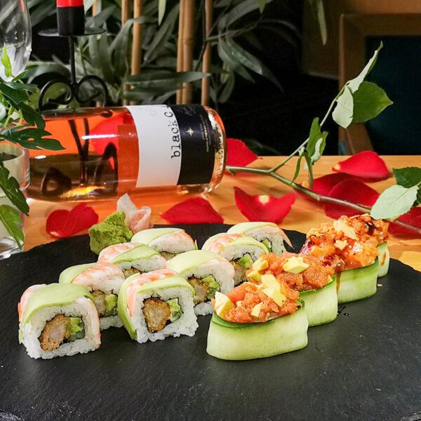 Суши сет за влюбени